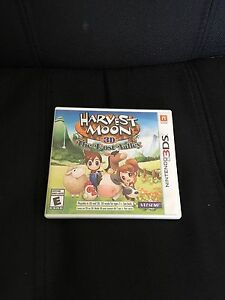 Jeu 3DS Harvest Moon
