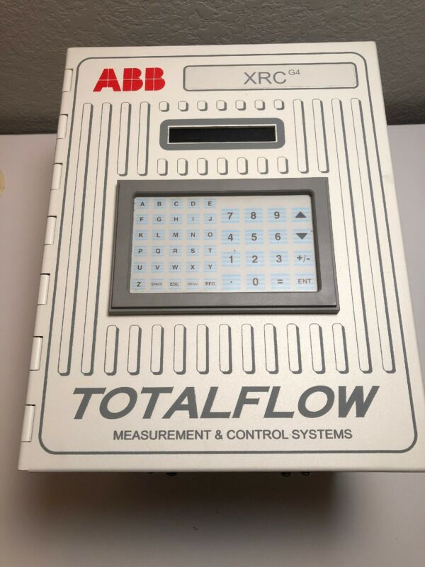 Abb XRC G4 Totalflow Measuring And Control Systems