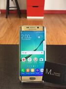 Good working Condition Samsung Galaxy S6 edge, 32G, Gold Beenleigh Logan Area Preview