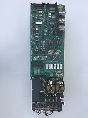 Yaskawa Yasnac Cpcr-mr Servo Drive Servopack Cpcrmr Used In Great Shape