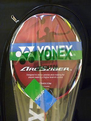 100% YONEX Arcsaber 11 ARC11 BADMINTON RACKET RACQUET_New
