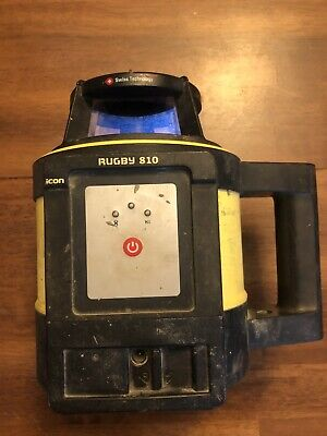 Leica Rugby 810 Rotating Laser Level