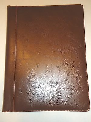 Buxton Professional Writing Pad Portfoliobrown St53006