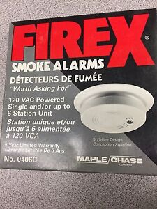 3 Fire Alarms. Brand New