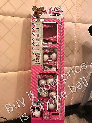 🔥LOL Surprise Glitter Series Big Sister Doll One Ball L.O.L. 🔥