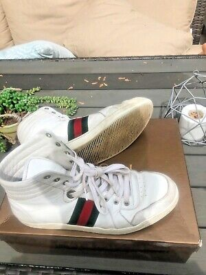 Gucci- US 8.5 (8G) Shoes White 100% authentic with original box