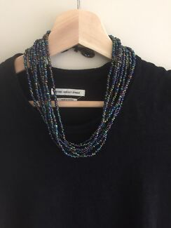 Never worn Beaded Necklace in Perfect condition