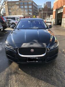 **2018 JAGUAR XE PRESTIGE** LEASE TRANSFER