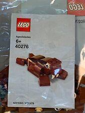 NEW ORIGINAL POLYBAG LEGO 40276 Walrus January 2018 Monthly Mini Build sealed