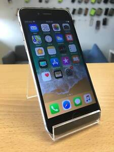 IPHONE 6 SILVER 16GB WITH INVOICE AND WARRANTY