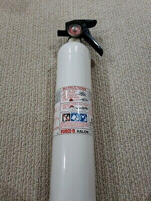 Kidde Fire Extinguisher -ul Listed Uscg Approved Bc W Wall Mount Screws