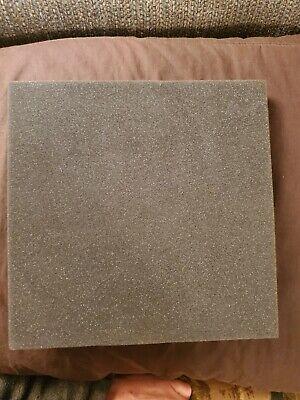 12 New Foam Blocks Pads Gray Packing Shipping Protection Pads Medium Density