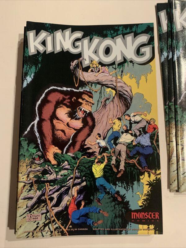 KING KONG #2 MONSTER COMICS