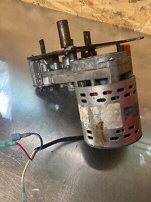 Stoelting Control Drive Motor Assembly Slush Machine Model 100
