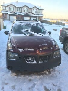 2002 Pontiac Aztec :PARTS ONLY
