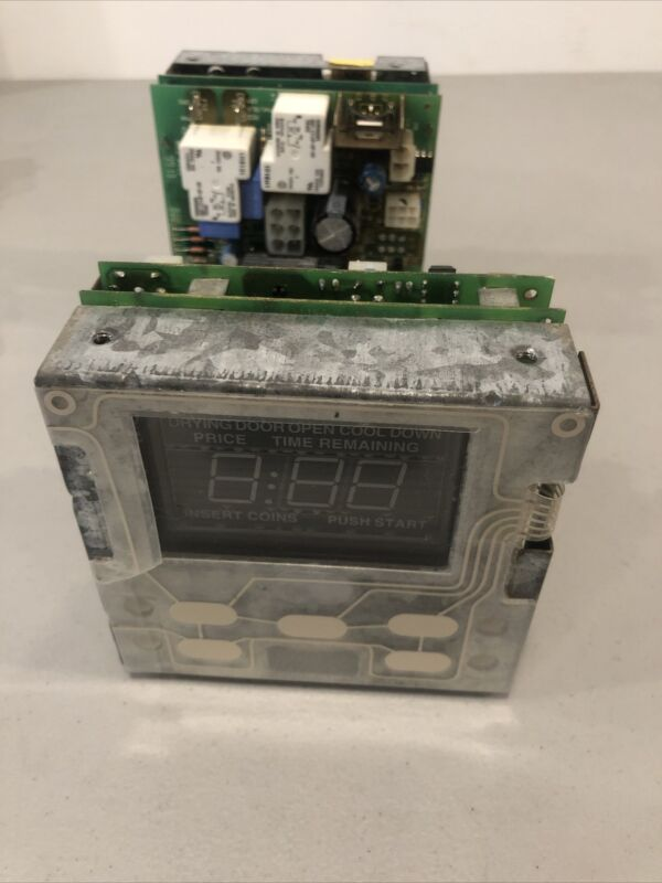 1X Dryer Control Board 24VAC (503717) Speed Queen M414049 M414255 D503717 [Used]