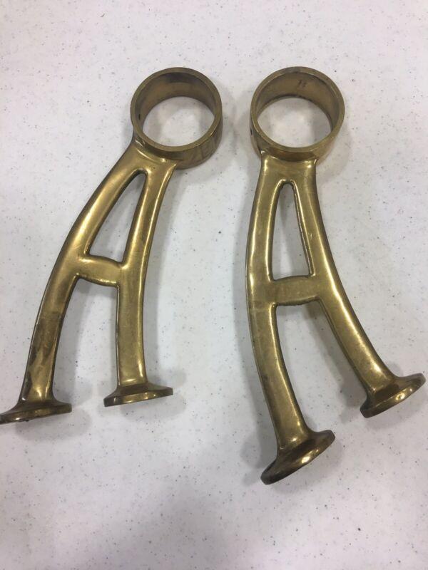 Antique Brass Bracket