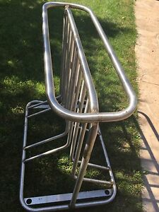 Commercial Grade Aluminum Bike Rack