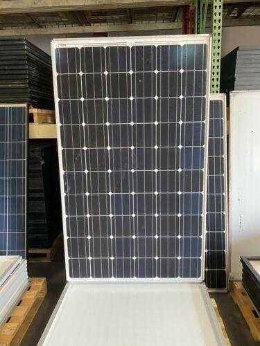Solar World 280s free shipping pallet of 36 panels