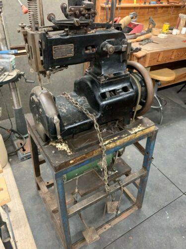 Landis No3 Harness Stitcher Leather Sewing Machine
