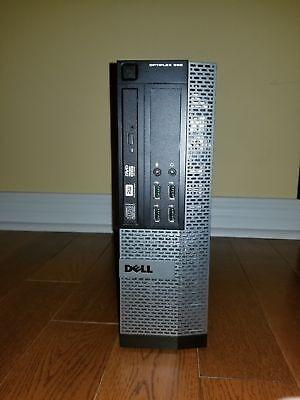 Dell Optiplex 990 SFF PC Quad Core i5-2500 3.30GHz 4GB RAM 250GB HDD Win 10 Pro