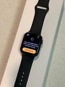Apple Watch Series 4 GPS   Cellular, 44mm Space Grey Aluminium Upper Mount Gravatt Brisbane South East Preview