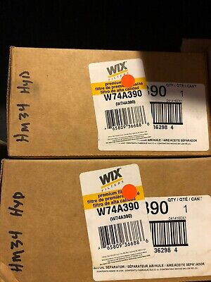 W74A390 WIX Engine Oil Filter - New Best Price With Free (Best Price Engine Oil)