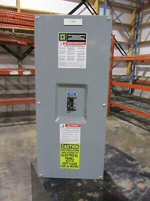 Square D Enclosed Circuit Breaker Panelbox Kal36150 150 Amp Breaker Newold