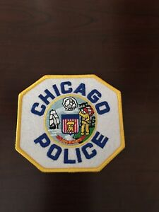 Chicago Police Shoulder Patch