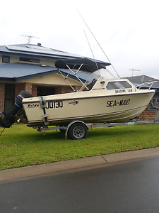 Fish/ski boat, owners moving interstate Redland Bay Redland Area Preview