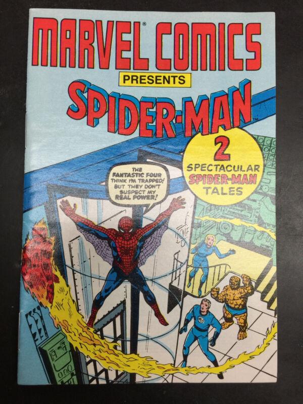 Spider-Man #0 Marvel/Star Comics Rare Ashcan Mini Comic Book 1988 New Old-Stock