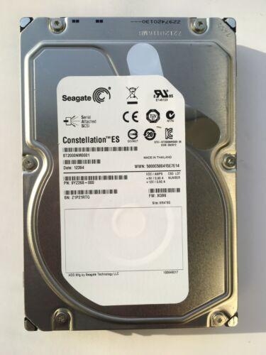 "SEAGATE 2TB 7.2K 3.5"" SAS ST2000NM0001 CONSTELLATION ES"
