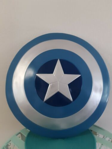 """NEW ADULT CAPTAIN AMERICA STEALTH VARIANT SHIELD 24"""" LIGHTWEIGHT COSPLAY COSTUME"""