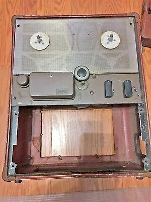 """AMPEX 705 1/"""" X 3600/' REEL TO REEL TAPE CASE OF 5 NEW AND SEALED"""