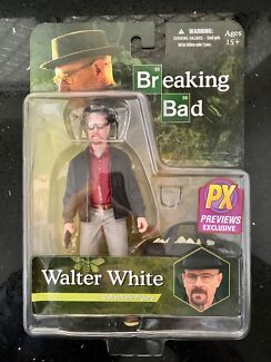 Breaking Bad Walter White Figurine