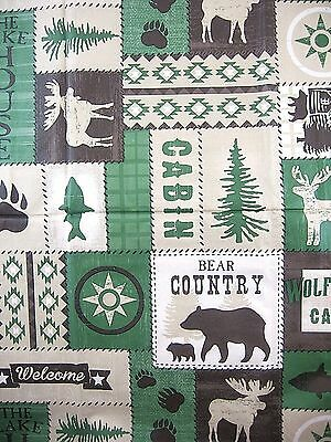Camping Tablecloth (60