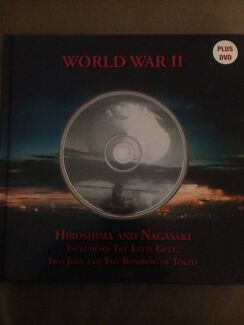 World war 2 book +DVD