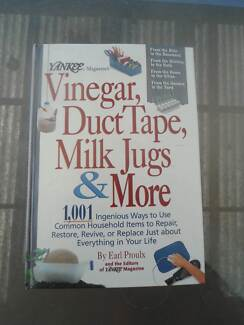 Vinegar, Duct Tape,Milk Jugs and More by Yankee Magazine.NEAR NEW Seacliff Park Marion Area Preview