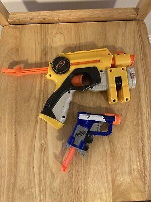 Hasbro Nerf Pull Dart Guns - Jolt & Dart Tag