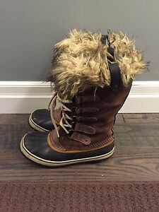 Size 10 Sorel winter boots