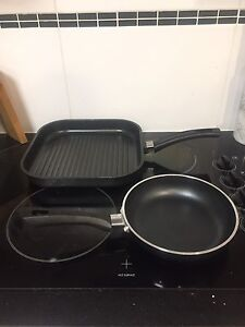 CROFTON griddle pan and small frypan Mount Cotton Redland Area Preview