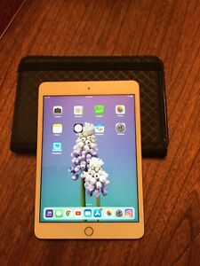 iPad mini 3 (gold) 16g (negotiable)