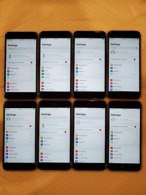 Lot of 8 Apple iPhone 6S Plus 32GB Space Gray Verizon Unlocked (CDMA + GSM)