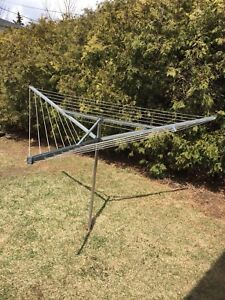 Outdoor Laundry Drying Rack Tree
