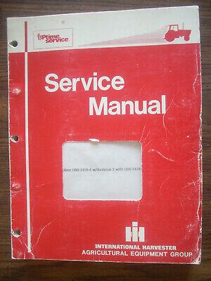 Ih Farmall International 454 464 484 574 584 674 684 784 884 Service Manual