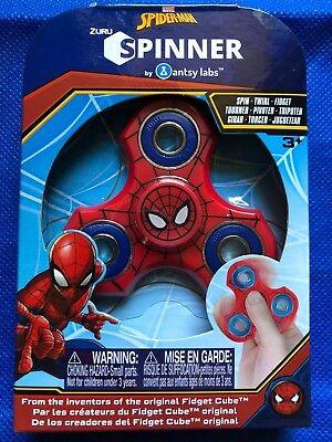 Marvel Spider-Man Fidget Spinner by Zuru Antsy Labs