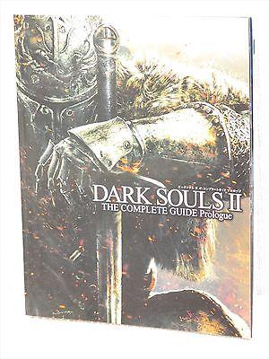 DARK SOULS II 2 Complete Guide PROLOGUE Sony PS4 Book 2015 Ltd comprar usado  Enviando para Brazil