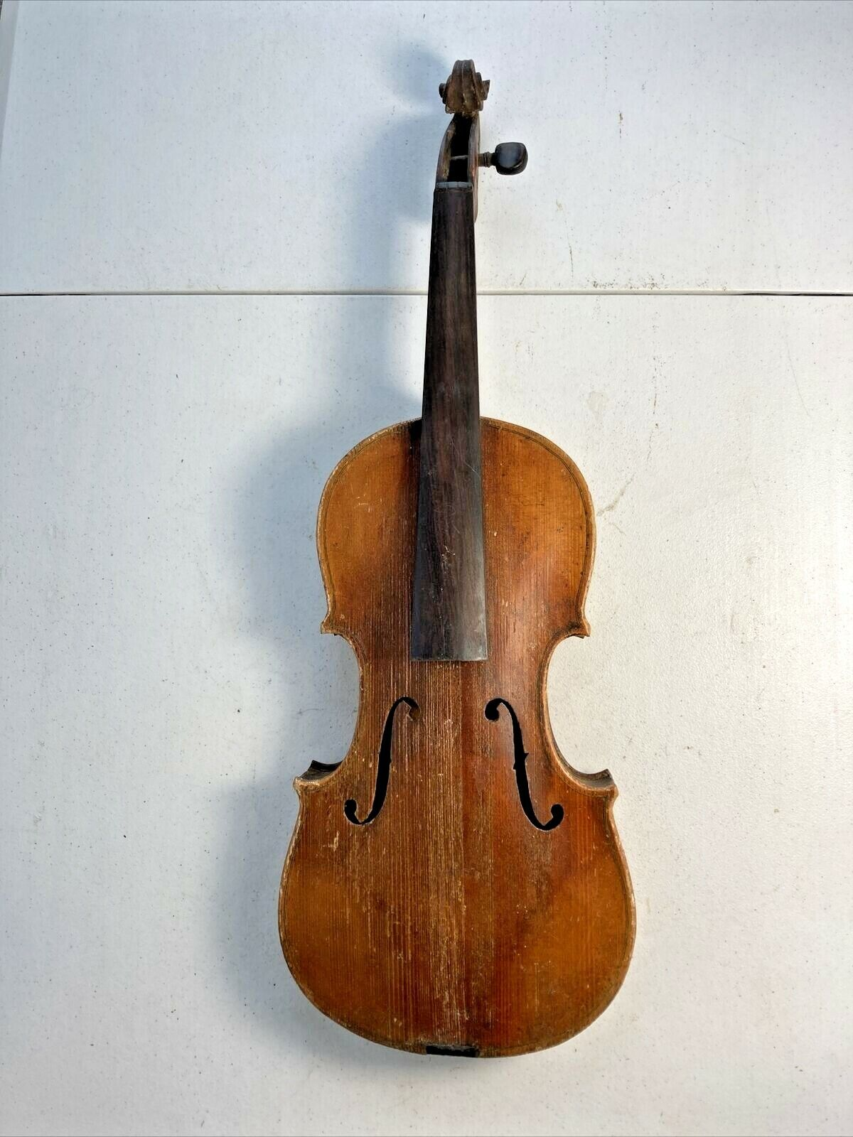 A S ANTONIUS STRADIVARIUS Model ANNO 1736 Early 20th Century VIOLIN 14 - $38.00