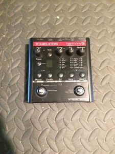 Tc helicon harmony g and digitech trio