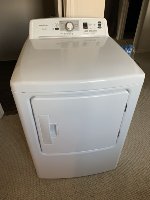 Insignia electric dryer